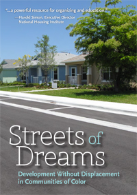 Streets of Dreams- Development Without Displacement in Communities of Color